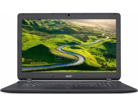 Ноутбук Acer Aspire ES1-732-P2P8 (17.3 LED/ Pentium Quad Core N4200 1100MHz/ 4096Mb/ HDD 1000Gb/ Intel HD Graphics 505 64Mb) MS Windows 10 Home (64-bit) [NX.GH4ER.016]