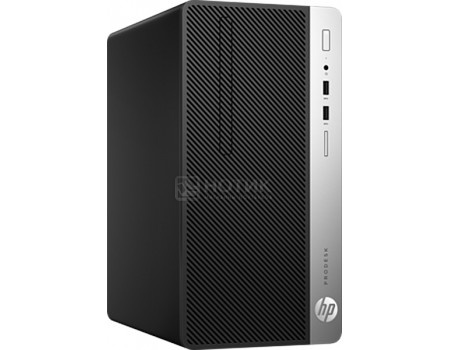Системный блок HP ProDesk 400 G4 MT (0.0 / Core i5 7500 3400MHz/ 4096Mb/ HDD 500Gb/ Intel HD Graphics 630 64Mb) MS Windows 10 Professional (64-bit) [1EY28EA]