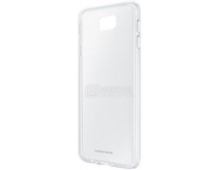 Чехол-накладка Samsung Clear Cover для Samsung Galaxy J5 Prime, Поликарбонат, Clear, Прозрачный, EF-QG570TTEGRU