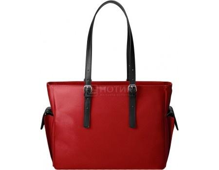 "Сумка 14"" HP Ladies Slim Red Tote, T7B36AA, Кожа, Красный"