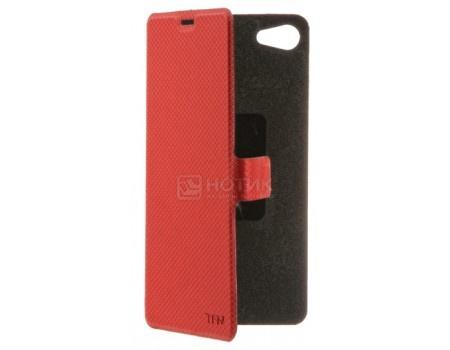 Чехол-накладка TFN для Meizu U10, Полиуретан, Red, Красный BC-08-007PURD от Нотик