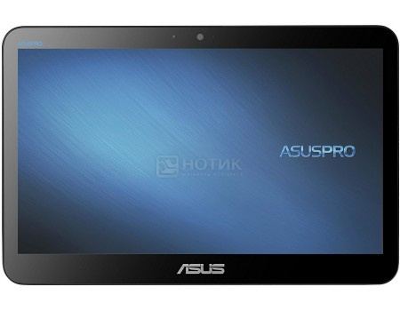 Моноблок ASUS ASUSPRO A4110-BD222M (15.6 TN (LED)/ Celeron Quad Core J3160 1600MHz/ 4096Mb/ HDD 500Gb/ Intel HD Graphics 400 64Mb) Free DOS [90PT01H1-M06410]