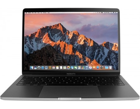 Ноутбук Apple MacBook Pro 2017 MPXQ2RU/A (13.3 IPS (LED)/ Core i5 7360U 2300MHz/ 8192Mb/ SSD / Intel Iris Plus Graphics 640 64Mb) Mac OS X 10.12 (Sierra) [MPXQ2RU/A], арт: 52410 - Apple