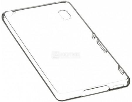 Чехол-накладка Sony для Xperia XA, Силикон, Прозрачный SBC24