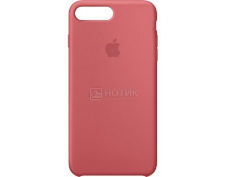 Чехол-накладка Apple Silicone Case Camellia для iPhone 7 Plus MQ0N2ZM/A, Силикон, Темно-розовый