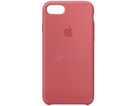 Чехол-накладка Apple Silicone Case Camellia для iPhone 7 MQ0K2ZM/A, Силикон, Темно-розовый