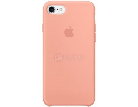 Чехол-накладка Apple Silicone Case Flamingo для iPhone 7 MQ592ZM/A, Силикон, Розовый