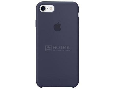 Чехол-накладка Apple Silicone Case Midnight Blue для iPhone 7 MMWK2ZM/A, Силикон, Темно-синий bestway детский игровой бассейн баскетбол bestway