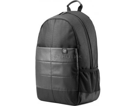 """Купить рюкзак 15.6"""" HP Classic Backpack, 1FK05AA, Полиэстер, Черный (52558) в Москве, в Спб и в России"""