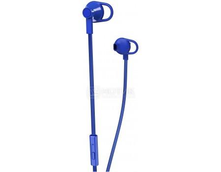 Фотография товара гарнитура проводная HP In-Ear Headset 150, Синий 1.1м X7B05AA (52578)