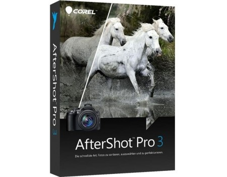 Электронная лицензия Corel AfterShot Pro 3 ML ESD, ESDASP3MLPC EN/DE