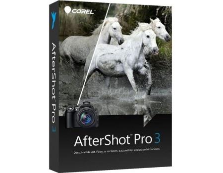 Электронная лицензия Corel AfterShot Pro 3 ML ESD, ESDASP3MLPC EN/DE