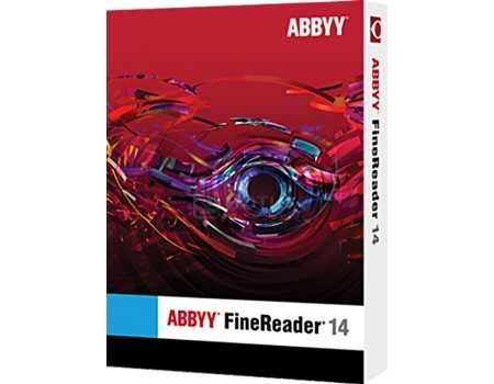 Электронная лицензия ABBYY FineReader 14 Standard Full, AF14-1S1W01-102