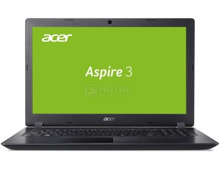 Ноутбук Acer Aspire 3 A315-31-P8ZV (15.6 LED/ Pentium Quad Core N4200 1100MHz/ 4096Mb/ HDD 500Gb/ Intel HD Graphics 505 64Mb) MS Windows 10 Home (64-bit) [NX.GNTER.004]