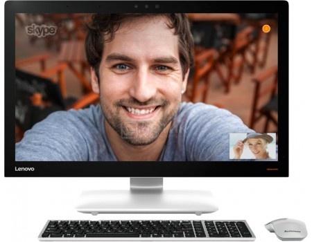 Моноблок Lenovo IdeaCentre 910-27 (27.0 TN (LED)/ Core i7 7700T 2900MHz/ 16384Mb/ HDD+SSD 2000Gb/ NVIDIA GeForce® GTX 950A 2048Mb) MS Windows 10 Home (64-bit) [F0C2008ARK]