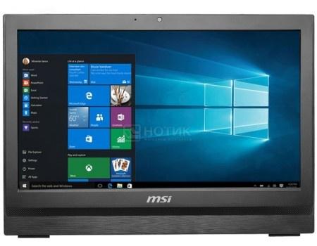Моноблок AIO MSI Pro 20 6M-029RU (20.0 LED/ Pentium Dual Core G4400 3300MHz/ 4096Mb/ HDD 1000Gb/ Intel HD Graphics 510 64Mb) MS Windows 10 Home (64-bit) [9S6-AA7811-029]