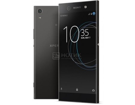 Смартфон Sony Xperia XA1 Ultra Dual Graphite Black (Android 7.0 (Nougat)/MT6757 2300MHz/6.0