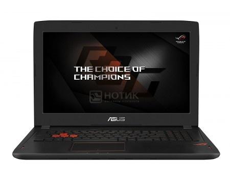 Ноутбук ASUS ROG GL502VM-FY303 (15.6 IPS (LED)/ Core i5 7300HQ 2500MHz/ 8192Mb/ HDD+SSD 1000Gb/ NVIDIA GeForce® GTX 1060 3072Mb) Endless OS [90NB0DR1-M05250]