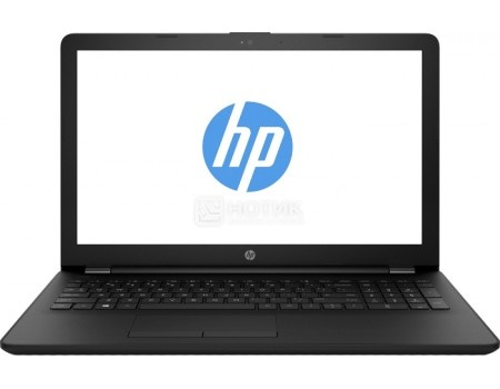 Ноутбук HP 15-bs045ur (15.6 LED/ Pentium Quad Core N3710 1600MHz/ 4096Mb/ HDD 500Gb/ AMD Radeon 520 2048Mb) MS Windows 10 Home (64-bit) [1VH44EA]