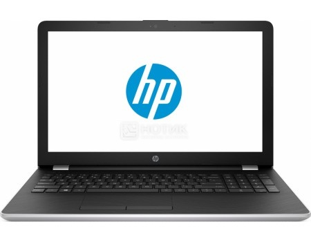 Ноутбук HP 15-bs046ur (15.6 TN (LED)/ Pentium Quad Core N3710 1600MHz/ 4096Mb/ HDD 500Gb/ AMD Radeon 520 2048Mb) MS Windows 10 Home (64-bit) [1VH45EA]