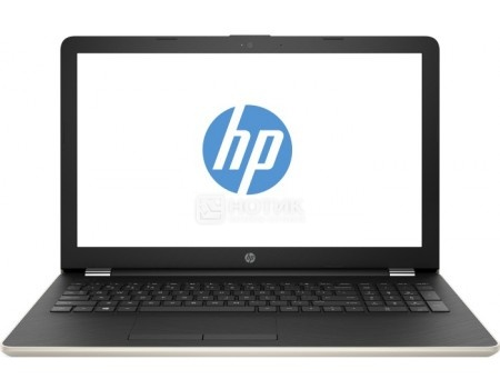 Ноутбук HP 15-bs047ur (15.6 TN (LED)/ Pentium Quad Core N3710 1600MHz/ 4096Mb/ HDD 500Gb/ AMD Radeon 520 2048Mb) MS Windows 10 Home (64-bit) [1VH46EA	]