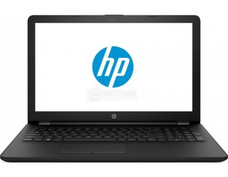 Ноутбук HP 15-bs012ur (15.6 LED/ Core i3 6006U 2000MHz/ 4096Mb/ HDD 500Gb/ Intel HD Graphics 520 64Mb) Free DOS [1ZJ78EA]