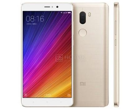 Смартфон Xiaomi Mi 5S Plus 64Gb Gold (Android 6.0 (Marshmallow)/MSM8996 2350MHz/5.7* 1920x1080/4096Mb/64Gb/4G LTE ) [MI5SPL64GBGL], арт: 52803 - Xiaomi
