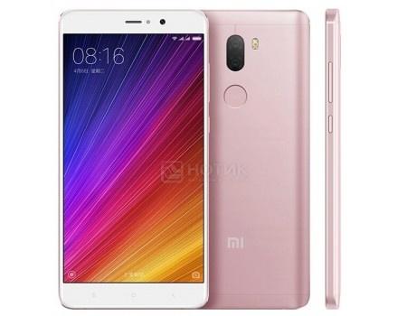 Смартфон Xiaomi Mi 5S Plus 64Gb Rose Gold (Android 6.0 (Marshmallow)/MSM8996 2350MHz/5.7