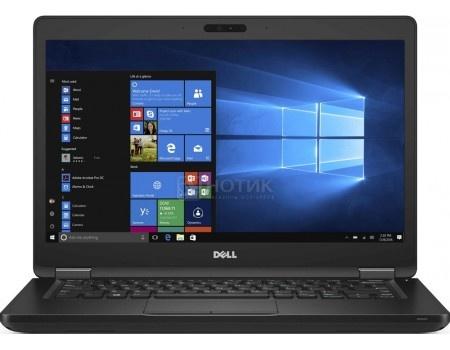 Фотография товара ноутбук Dell Latitude 5480 (14.0 IPS (LED)/ Core i7 7820HQ 2900MHz/ 16384Mb/ SSD / NVIDIA GeForce GT 930MX 2048Mb) MS Windows 10 Professional (64-bit) [5480-9194] (52808)