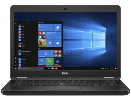 Ноутбук Dell Latitude 5480 (14.0 IPS (LED)/ Core i5 7440HQ 2800MHz/ 8192Mb/ SSD / NVIDIA GeForce GT 930MX 2048Mb) Linux OS [5480-9187]