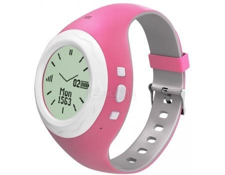 Смарт-часы HIPER BabyGuard Pink BG-01PNK , 430 мАч Розовый BG-01PNK штатив unlim un 3188i pnk pink