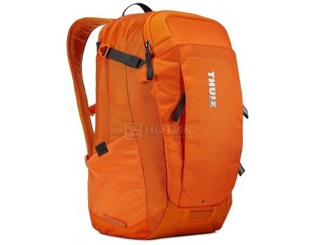 "Фотография товара рюкзак 14-15"" Thule EnRoute Triumph 2 для MacBook 15"", 21L, TETD-215 Vibrant Orange , Нейлон,  Оранжевый (52837)"
