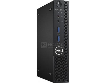 Системный блок Dell OptiPlex 3050 MFF (0.0 / Core i3 7100T 3400MHz/ 4096Mb/ SSD / Intel HD Graphics 630 64Mb) MS Windows 10 Professional (64-bit) [3050-0474]
