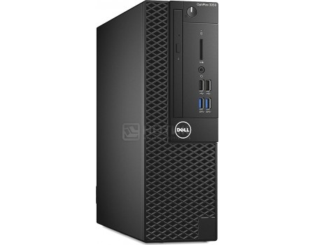 Системный блок Dell OptiPlex 3050 SFF (0.0 / Core i5 7500 3400MHz/ 8192Mb/ SSD / Intel HD Graphics 630 64Mb) MS Windows 10 Professional (64-bit) [3050-8251], арт: 52846 - Dell