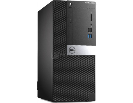 Фотография товара системный блок Dell OptiPlex 5050 MT (0.0 / Core i7 7700 3600MHz/ 8192Mb/ HDD 1000Gb/ Intel HD Graphics 630 64Mb) Linux OS [5050-8282] (52848)