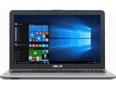 Ноутбук ASUS X541UJ-GQ438T (15.6 LED/ Core i5 7200U 2500MHz/ 4096Mb/ HDD 500Gb/ NVIDIA GeForce GT 920M 2048Mb) MS Windows 10 Home (64-bit) [90NB0ER1-M11500]