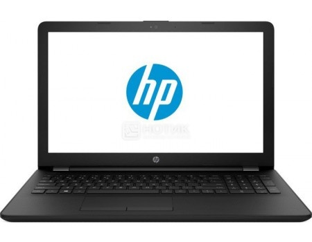 Ноутбук HP 15-bs007ur (15.6 LED/ Celeron Dual Core N3060 1600MHz/ 4096Mb/ SSD / Intel HD Graphics 400 64Mb) MS Windows 10 Home (64-bit) [1ZJ73EA]