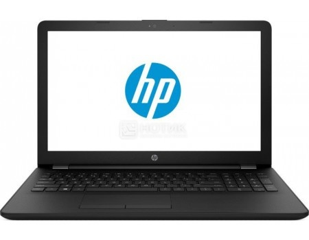 Ноутбук HP 15-bs008ur (15.6 LED/ Pentium Quad Core N3710 1600MHz/ 4096Mb/ HDD 500Gb/ Intel HD Graphics 405 64Mb) Free DOS [1ZJ74EA]