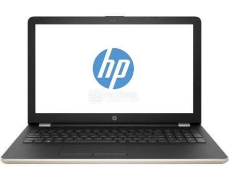 Ноутбук HP 15-bs039ur (15.6 TN (LED)/ Pentium Quad Core N3710 1600MHz/ 4096Mb/ HDD 500Gb/ Intel HD Graphics 405 64Mb) MS Windows 10 Home (64-bit) [1VH39EA]