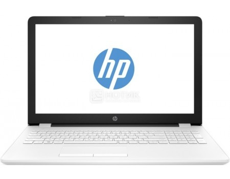 Ноутбук HP 15-bs048ur (15.6 TN (LED)/ Pentium Quad Core N3710 1600MHz/ 4096Mb/ HDD 500Gb/ AMD Radeon 520 2048Mb) MS Windows 10 Home (64-bit) [1VH47EA]