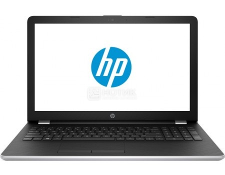 Фотография товара ноутбук HP 15-bs054ur (15.6 TN (LED)/ Core i3 6006U 2000MHz/ 4096Mb/ HDD 500Gb/ Intel HD Graphics 520 64Mb) MS Windows 10 Home (64-bit) [1VH52EA] (52880)