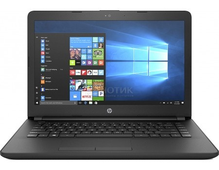 Ноутбук HP 15-bw007ur (15.6 TN (LED)/ E-Series E2-9000e 1500MHz/ 4096Mb/ SSD / AMD Radeon R2 series 64Mb) MS Windows 10 Home (64-bit) [1ZD18EA]