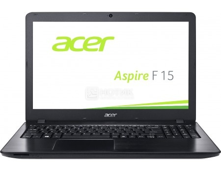 Ноутбук Acer Aspire F5-573G-509X (15.6 LED/ Core i5 7200U 2500MHz/ 8192Mb/ HDD 1000Gb/ NVIDIA GeForce® GTX 950M 4096Mb) MS Windows 10 Home (64-bit) [NX.GFJER.004]