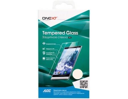 Защитное стекло ONEXT для смартфона Huawei Nova, 3D, Черный 41303