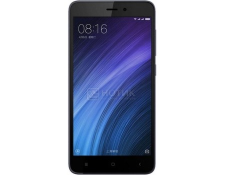 Смартфон Xiaomi Redmi 4A Gray (Android 6.0 (Marshmallow)/MSM8917 1400MHz/5.0