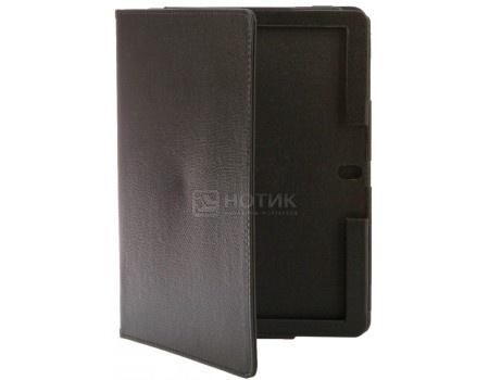 """Фотография товара чехол-подставка IT Baggage для планшета Lenovo TAB 3 X70F/X70L 10"""" Искусственная кожа, Черный ITLN3A101-1 (52993)"""