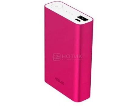 Внешний аккумулятор Asus ZenPower Duo 10050 мАч, 5V/2.0А  micro USB, 2xUSB 5V/2.4А Розовый 90AC0180-BBT025
