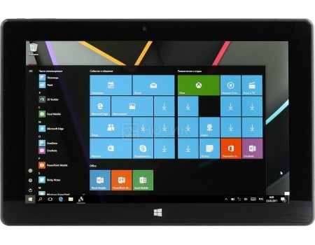 Планшет Prestigio MultiPad Visconte A (MS Windows 10 Home (64-bit)/Z3735F 1330MHz/10.1