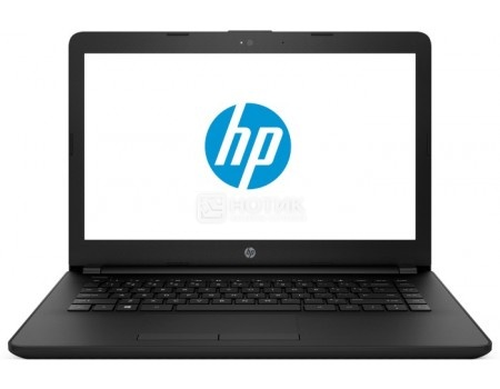 Ноутбук HP 14-bs028ur (14.0 TN (LED)/ Core i5 7200U 2500MHz/ 6144Mb/ HDD 1000Gb/ AMD Radeon 520 2048Mb) Free DOS [2CN71EA]