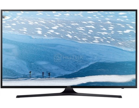 Телевизор Samsung 40 UE40KU6000UX LED, UHD, Smart TV, CMR 1500, Черный
